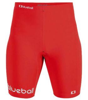 Mallas running - Blueball BB100015 Pantalon Compresion rojo Textil Running