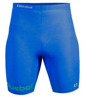 Mallas running - Blueball BB100016 Pantalon Compresion azul Textil Running