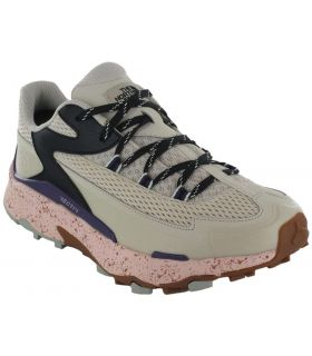 Zapatillas Trail Running Mujer - The North Face Vectiv Taraval W beige Zapatillas Trail Running
