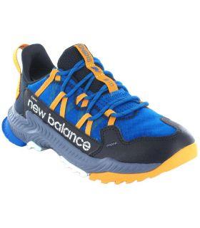 Zapatillas Trail Running Junior - New Balance Shando MW azul Zapatillas Trail Running