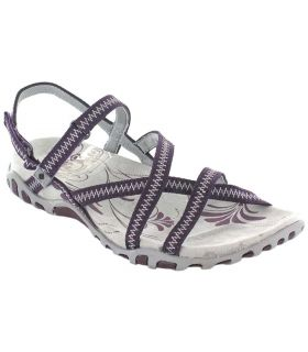 Bran Tena Wine - Shop Sandals / Flip Flops Women
