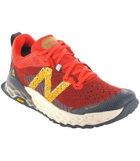Zapatillas Trail Running Hombre - New Balance Fresh Foam Hierro V6 Moyen naranja Zapatillas Trail Running