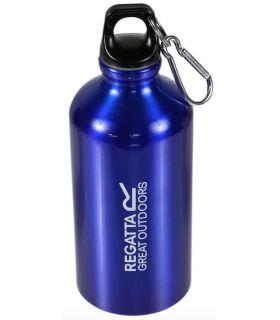 Cantimploras - Regatta Botella Aluminio 0,5 Litros Azul azul Hidratación Montaña