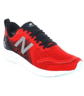 Zapatillas Running Hombre - New Balance Tempo rojo Zapatillas Running