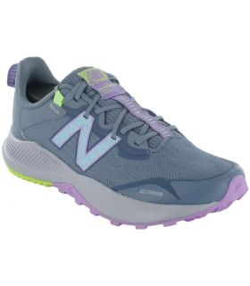 Zapatillas Running Niño - New Balance Nitrel V4 W gris Zapatillas Running