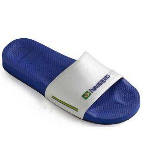 Havaianas Slide Brazil Blue - Shop Sandals / Flip-Flops Man