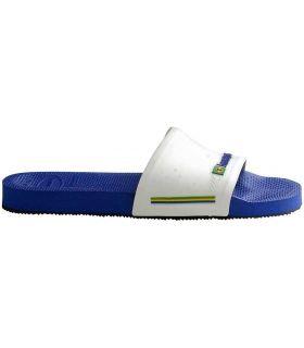 Havaianes Slide Brésil Bleu