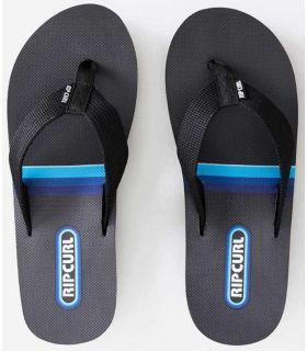 Rip Curl Bob Cush logo - Shop Sandals / Flip-Flops Man