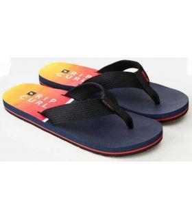 Rip Curl Bob Cush Red - Shop Sandals / Flip-Flops Man