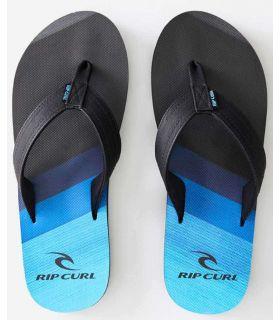 Rip Curl Ripper Azul - Tienda Sandalias / Chancletas Hombre
