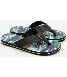Rip Curl Ripper Wave Kids - Shop Sandals / Flip-Flops Junior