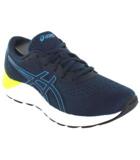 Zapatillas Running Niño - Asics Gel Excite 8 GS azul marino Zapatillas Running