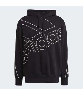 Adidas Sudadera con Capucha Giant Logo - Sudaderas Lifestyle