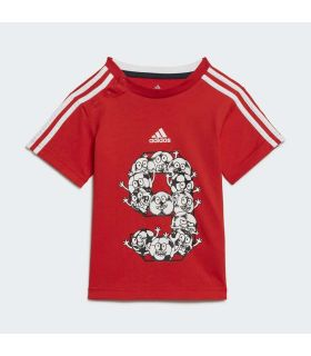Adidas Conjunto de sportswear adidas Sporty Summer - Zapatillas