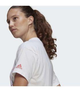 Adidas Giant Logo Tee W - T-Shirts Lifestyle