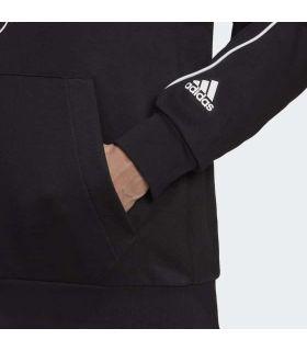 Adidas Sudadera con Capucha Giant Logo W - Sudaderas Lifestyle
