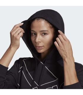 Adidas Sous-garde avec Capucha Giant Logo W