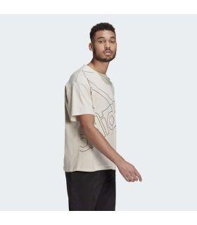 Adidas Giant Logo Tee - T-Shirts Lifestyle
