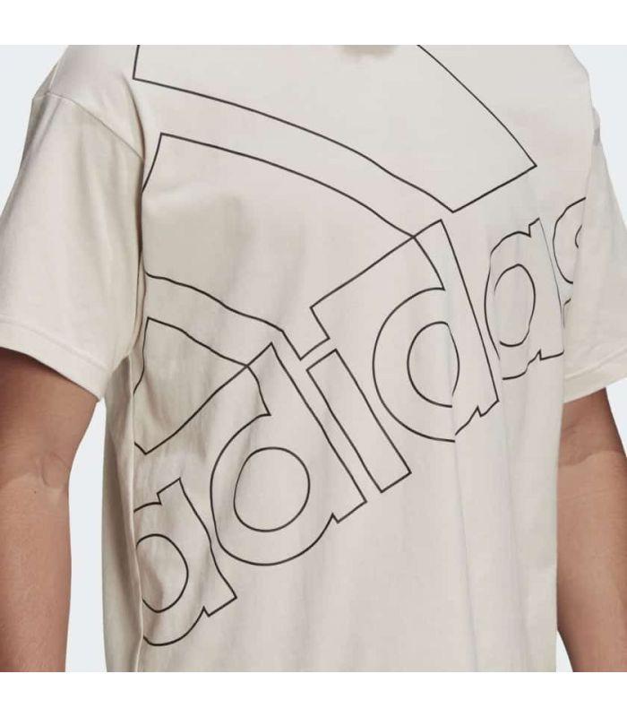 Adidas Giant Logo Tee - Lifestyle T-shirts
