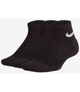 Calcetines Running - Nike Everyday Kids Negro negro Zapatillas Running
