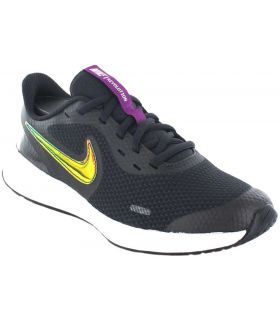 Nike Revolution 5 Power GS - Running Shoes Child