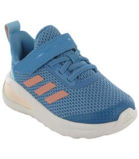 Adidas FortaRun EL I Azul - Zapatillas Running Niño