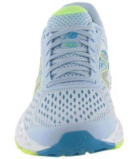 Zapatillas Running Mujer - New Balance 680 V6 G6 azul Zapatillas Running
