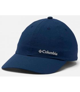Gorros - Viseras Running - Columbia Gorra Tech Shade™ II 464 azul marino Textil Running