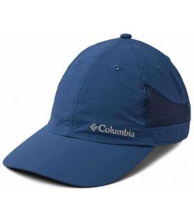 Gorros - Viseras Running - Columbia Gorra Tech Shade 471 azul marino Textil Running