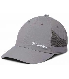 Gorros - Viseras Running - Columbia Gorra Tech Shade 023 gris Textil Running