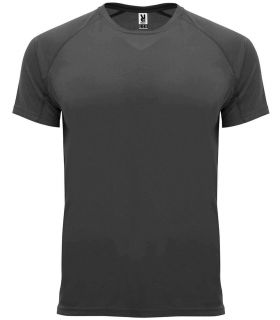 Roland Camiseta Bahrain Plomo foncé