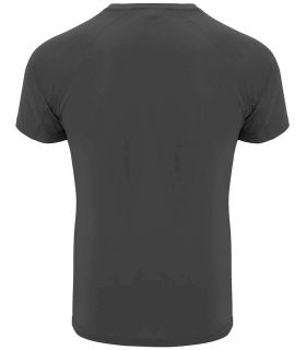 Roly Camiseta Bahrain Plomo Oscuro - Camisetas técnicas running