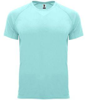Roly T-shirt Bahrain Green Mint - T-shirts technical running