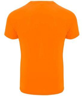 Roly T-shirt Bahrain Orange Fluor - T-shirts technical running