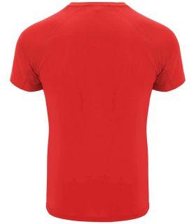 Roly Camiseta Bahrain Rojo - Camisetas técnicas running
