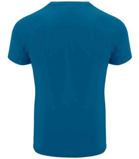 Roly Camiseta Bahrain Azul Luz de Luna - Camisetas técnicas running