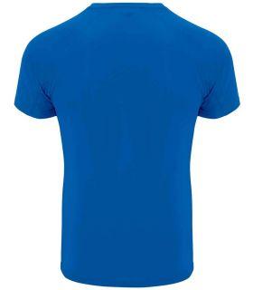 Roly Camiseta Bahrain Royal - Camisetas técnicas running