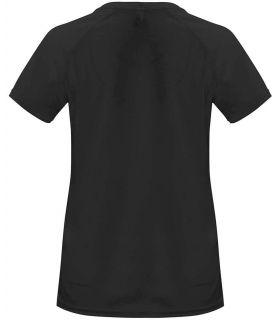 Roly T-shirt Bahrain W Black - T-shirts technical running