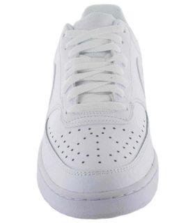 Calzado Casual Mujer - Nike Court Vision Low W blanco Lifestyle