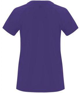 Roly T-shirt Bahrain W Morado - Technical jerseys running