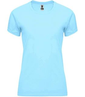 Roly Jersey Bahrain W Celeste - T-shirts technical running