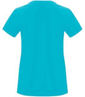 Roly Camiseta Bahrain W Turquoise