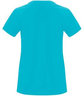 Roly Jersey Bahrain W Turquoise - Technical jerseys running
