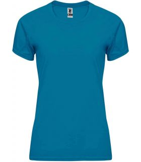 Roly T-shirt Bahrain W Blue Light of Moon - T-shirts technical