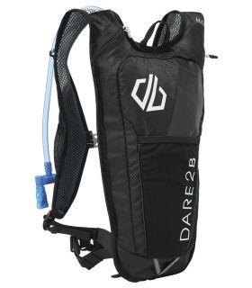 Hidratación - Dare2B Vite III Hydro Pack negro Mochilas Montaña