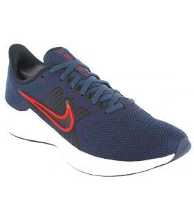 Zapatillas Running Hombre - Nike Downshifter 11 400 azul marino Zapatillas Running