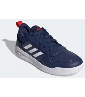 Calzado Casual Junior - Adidas Tensaur K azul Lifestyle