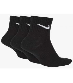 Calcetines Running - Nike Everyday Lightweight Negro negro Zapatillas Running