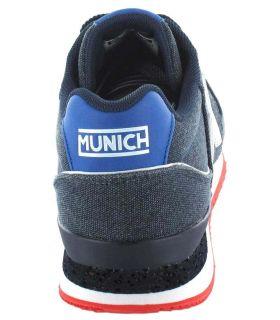 Calzado Casual Hombre - Munich Dash 84 azul marino Lifestyle