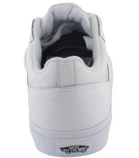 Calzado Casual Hombre - Vans Seldan Blanco blanco Lifestyle